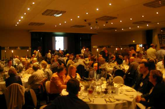 Ivanhoe Harriers Centenary Dinner